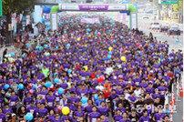 2018 서울달리기대회 성료, 1만 인파가 뿜어낸 열기