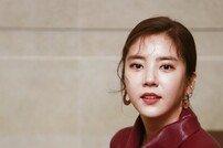 """[DA:인터뷰①] '배반의 장미' 손담비 """"첫 주연 영화, 심장 터질 것 같았다"""""""