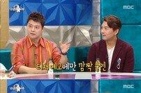 """'라디오스타' 전현무 연기 욕심 """"신동엽처럼 정극 도전해보고파"""""""