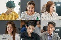 [DAY컷] 염정아X정준호→김병철X오나라, 'SKY 캐슬' 첫 대본리딩 현장