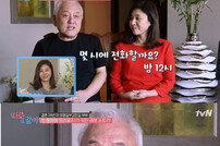 """[DA:리뷰] 김한길,♥최명길에 생방송 중 적극 대시 """"되게 좋아해"""""""