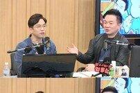 [DA:리뷰] '컬투쇼' 이적이 밝힌 #실물미남 #한국시리즈 #냉면 (종합)