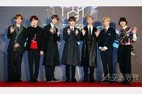 [DA:차트] 방탄소년단, 11월 보이그룹 브랜드평판 1위…워너원·엑소 2·3위
