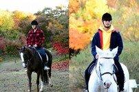 [DAY컷] '집사부일체' 멤버들, 백마 탄 왕자님으로 변신