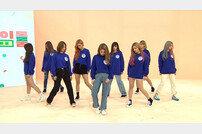 [DA:클립] '아이돌룸' 프로미스나인VS이달의 소녀, BTS·세븐틴 커버 댄스 대결