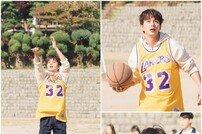 [DA:클립] '복수돌' 유승호, 초집중 농구 대결…女心 겨냥 페로몬 발산