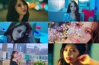 [DA:클립] 마마무 문별·솔라, '윈드 플라워' 티저 공개…이별 대처법은 눈물