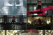 [DA:클립] '왕이 된 남자' 티저…광대 여진구, 강렬한 춤사위