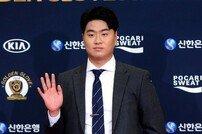 [포토] 클린베이스볼 이영하 '승부조작 절대로 허용못해~'
