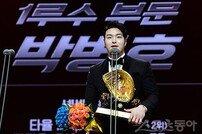 골든글러브 수상자 코멘트…1루수 박병호(넥센 히어로즈) 外