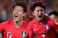 한국 축구의 오늘과 내일, 황의조-조영욱의 영글어 가는 꿈