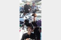 [DA:클립] '동물의 사생활' 인피니트 엘, KBS 카메라 넘겨받았다