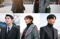 [DA:클립] '일뜨청' 윤균상♥김유정♥송재림, 본격 삼각관계 돌입