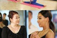 [DA:클립] '볼빨간 당신' 문가비 母女, 블랙 드레스 입고 댄스 스포츠 도전