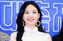 [포토] '2018 KBS 가요대축제' 트와이스 나연 '깜찍한 건치 미소'