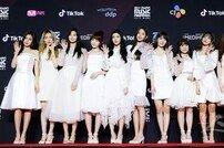 한일합작 걸그룹 '아이즈원' 일본정복 나선다