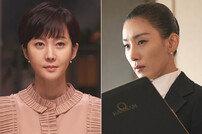 '연기 여신' 염정아·김서형, 스크린서 무한도전