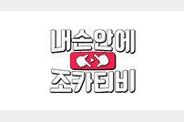 [연예뉴스 HOT5] tvN '내 손안에 조카티비' 2월 방송