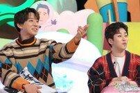 [DA:클립] '안녕하세요' 황치열, 왕년의 구미 춤꾼 DNA…출연자와 진검 승부
