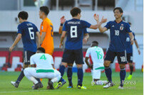 토너먼트에서 빛난 일본의 실용축구