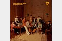 [DA:차트] 세븐틴, 日 오리콘 주간 앨범 1위 최초 등극