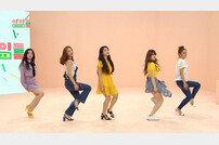 [DA:클립] '아이돌룸' 신화-비투비-레드벨벳 차렷댄스 비방송분 공개