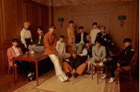 [DA:차트] 세븐틴, 가온차트 3주 연속 앨범 1위…우디 2주째 3관왕