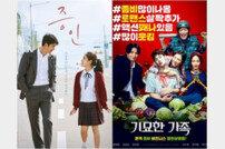 [DA:박스] '증인'·'기묘한 가족' 개봉 첫날 각각 2·4위로 출발