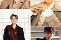[DAY컷] 이대휘-박우진 새 프로필 사진 공개…브랜뉴보이즈 데뷔 언제?