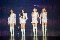 블랙핑크, 美 유력 방송 나들이→싱가포르 콘서트 개최
