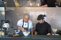 '먹다보면' 돈 스파이크, 팝업 식당 오픈…손님들 반응은?