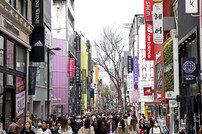 훈훈한 봄바람 中·日 방한시장, 1월 방문객 20%대 증가
