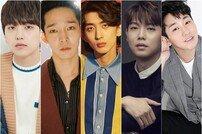 '입맞춤' 산들·남태현·최정훈·손태진·딘딘, 출연…3월 5일 첫방송 [공식]