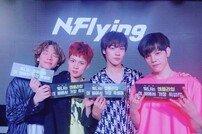 [DA:차트] 엔플라잉 '옥탑방', 5개 차트 역주행 1위 '올킬'