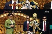 [DA:리뷰] '복면가왕' 클림트 가왕 3연승, 켄타·설하윤·김형준·진실·려욱 '반전' (종합)