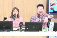 """[DA:리뷰] '컬투쇼' 박솔미 """"남편 한재석, 느끼한 외모 별로""""(ft.80kg→다이어트)"""