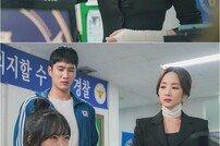 [DA:클립] '그녀의 사생활' 박민영, 쇄골 피멍 상태로 경찰서 출두