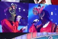 [DA:클립] '복면가왕' 영광의 100대 가왕 등극 주인공 누구?