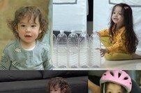 [DA:클립] '슈돌' 박주호-나은 父女, 건후 스트레스 해소 위해 공든 탑 쌓기
