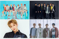 [DA:차트] '더팩트 뮤직 어워즈' 투표 마감…BTS-강다니엘 압도적 1위