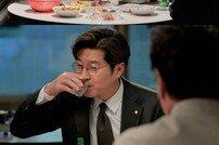 [DAY컷] '더 뱅커' 김상중X유동근 수상한 껍데기집 회동 포착