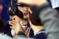 [포토] 김재환 '나도 홈런 공동 선두'