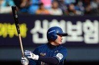 '시즌 4홈런=KT전 4홈런' 이원재, NC에 또 등장한 KT 천적