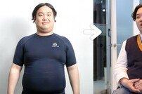 유재환 다이어트 시작…104kg→70kg 성공할까