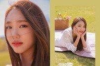 아역 배우 김지영, 폭풍성장…감탄 나오는 봄 화보