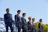[DA:차트] 원어스, 4개국 아이튠즈 종합 앨범 차트 톱5 안착
