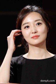 [포토]오상진♥김소영 아나운서.. 오상진이 반한 예비신부의 단아한 미소