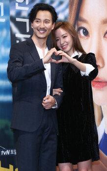 김남길·김아중 '명불허전 메디케미'