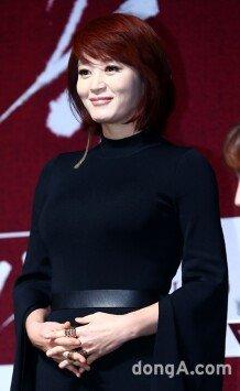 [화보]김혜수 '엣지있는 그녀'