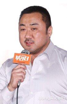 [화보]마동석-이하늬-이동휘 '코믹으로 뭉친 부라더'